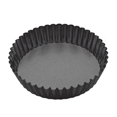 Non-Stick Extra Deep Fluted Flan Tin