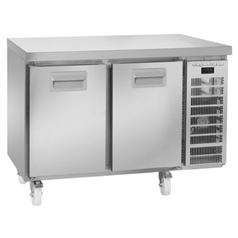 Snowflake 2 Door Refrigerated Cabinet K1205