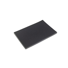 "Rubber Bar Mat 12""x18"""