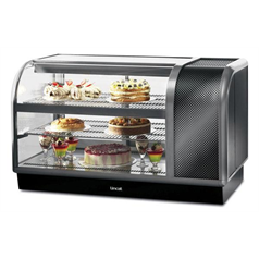 Lincat 650 Range Curved-Front Refrigerated Merchandiser - Self Service