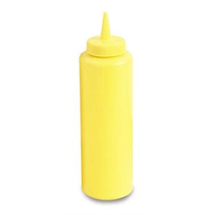 Vollrath Yellow Squeeze Bottle 12oz