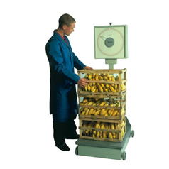 High Capacity Platform Scales Max load: 112lb/50kg x 10g