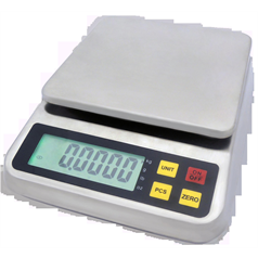 3Kg Waterproof Bench Scales