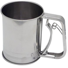 S/S Flour Sifter