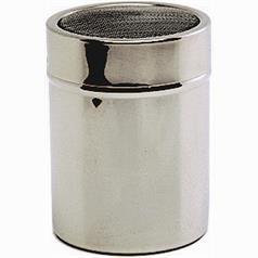 stainless steel shaker with mesh top