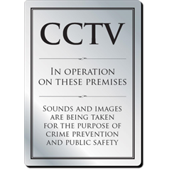 CCTV in Operation Silver