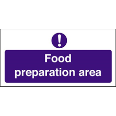 Food Preparation Area