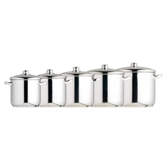 Stainless Steel 5.5 Litre Stockpot