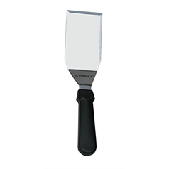 Hamburger Turner Black Handle