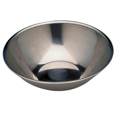 "stainless steel pastry bowl, 7.25""/1.75pt"