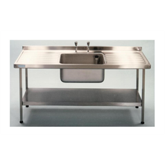 FRANKE SISSONS Midi Catering Sink 1800 x 650mm