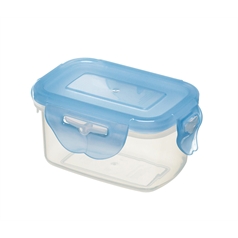 Pure Seal Rectangular 180ml Storage Container