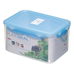 Pure Seal Rectangular 4.6 Litres Storage Container