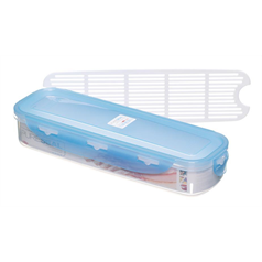 Pure Seal Long Rectangular 1 Litre Storage Container