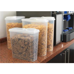 sealfresh cereal / dry food dispenser, 375g