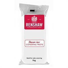 reshaw icing covering paste white, 1kg