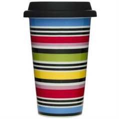 Sagaform Takeaway Mug - Stripes
