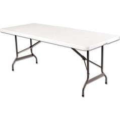 Centre Folding Table