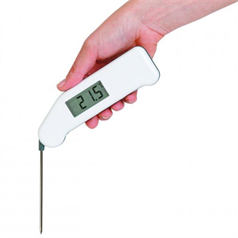 Colour Coded Thermapen, White
