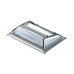 In Counter Napkin Holder - Minifold - Bright Chrome
