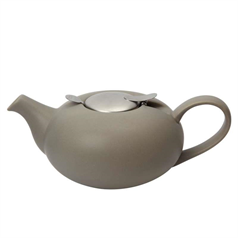 London Pottery 2 Cup Filter Teapot - Putty