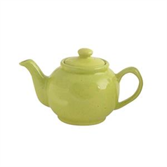 Brights Green 2cup Tea Pot