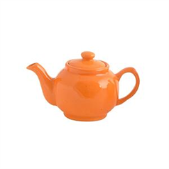 Brights Orange 2cup Teapot
