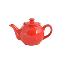 Brights Red 2cup Tea Pot