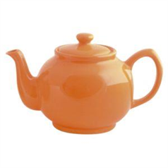 Brights Orange 6cup Teapot