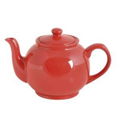 Brights Red 6cup Tea Pot