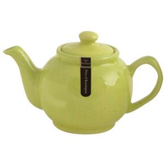 Brights Green 10cup Tea Pot