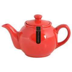 Brights Red 10cup Tea Pot