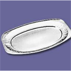 Alcan Foil Tray, Oval, 548x361mm