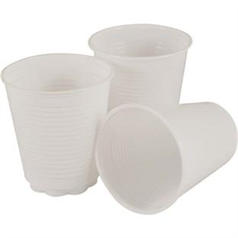 Plastic Squat Non Vending Cups 7oz