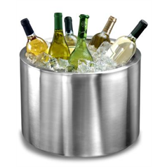 Oversized Double Wall Wine Cooler