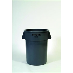 166.5 Litre Brute Container Grey