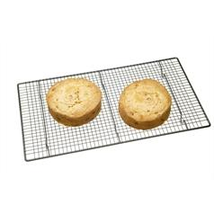Non-stick coated heavy duty cake cooling tray 46cm x 26cm