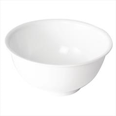 White Mixing Bowl 1.0 Litre - 170 x 80mm(h)