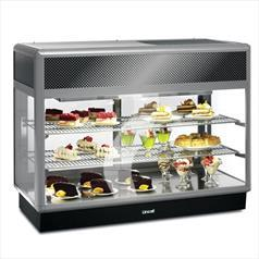 Lincat D6R/125B Rectangular Front Refrigerated - Back Service