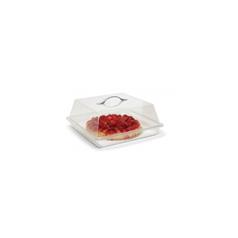 Square Cake Display Box with Lid 135 x 330 x 330 (mm)