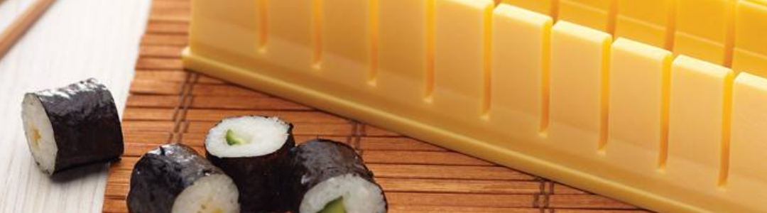 sushi cutting guide