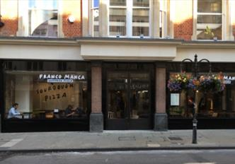 Franco Manca, Oxford