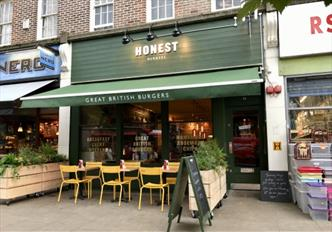 Honest Burger Ealing